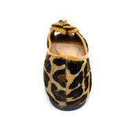 Peep Toe Capri 0166 Leopardo