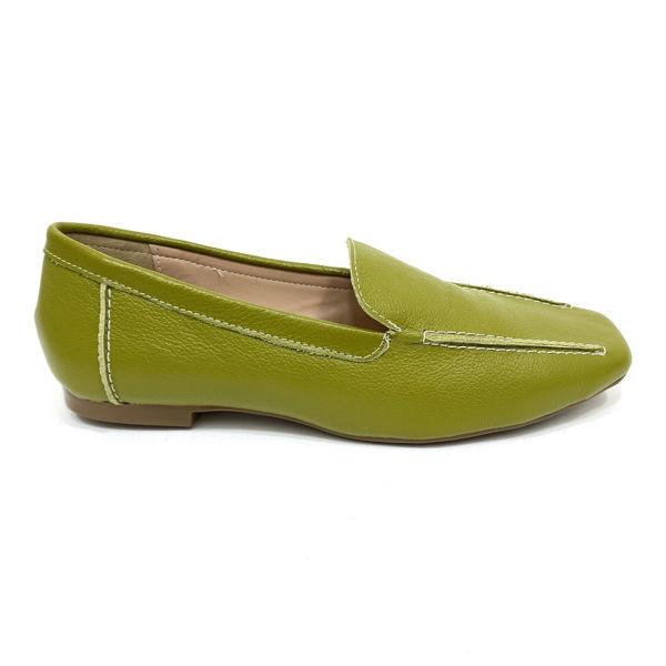 Mocassim Clave 8030 Verde