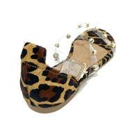 Rasteira Capri 3250 Leopardo