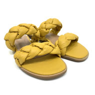 Rasteira Capri 0120 Amarelo
