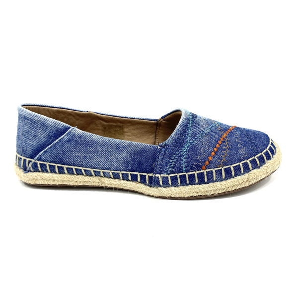 Alpargata Tina 0692 Jeans