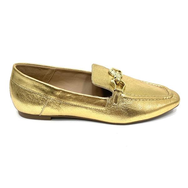 Mocassim Bianca 7234 Ouro