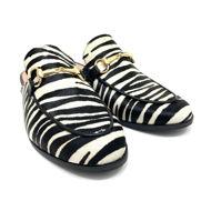 Mule Capri 0531 Zebra