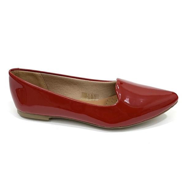 Sapatilha Cia 2313 Vermelho