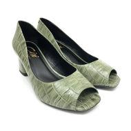 Peep Toe Laura 2596 Verde