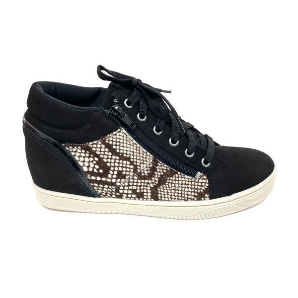 Sneaker Mello 8003 Preto/Cobra