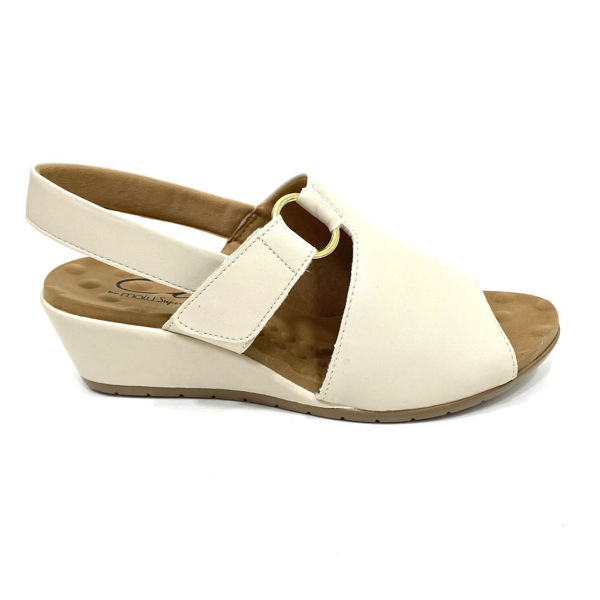 Anabela Conf 6051 Off White