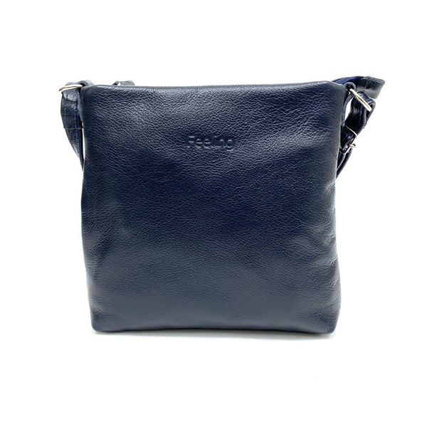 Bolsa Coura 8201 Azul