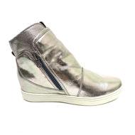 Sneaker Cade 5537 Prata