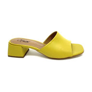 Tamanco Capri 0180 Amarelo