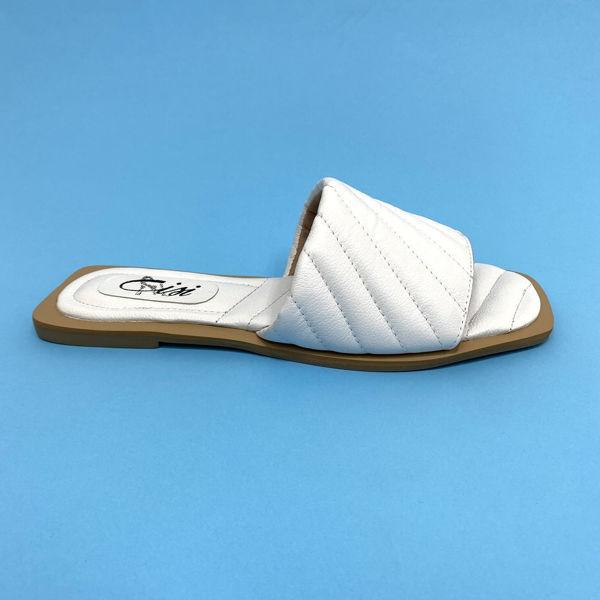 Rasteira Capri 5130 Branco