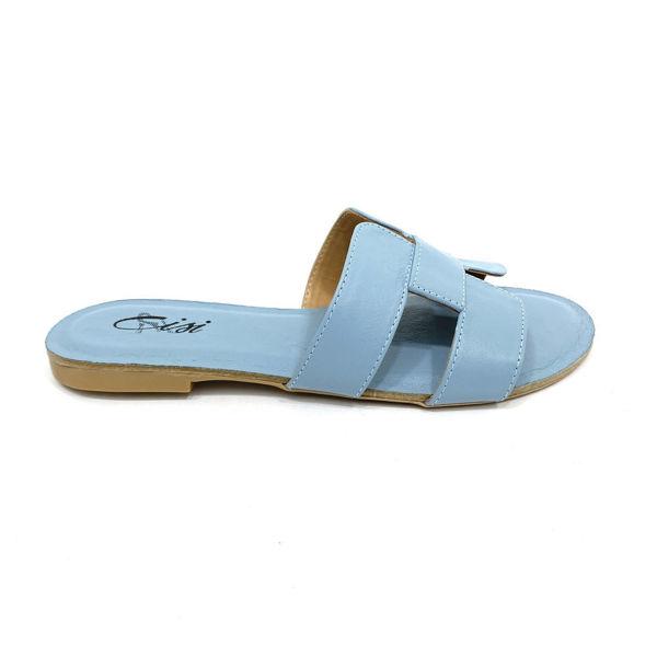 Rasteira Capri 0114 Azul