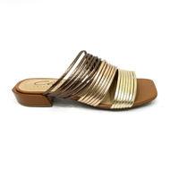 Tamanco Laura 3394 Bronze
