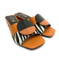 Tamanco Laura 3985 Zebra