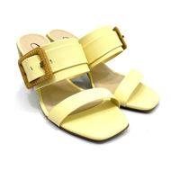 Tamanco Camila 5748 Amarelo